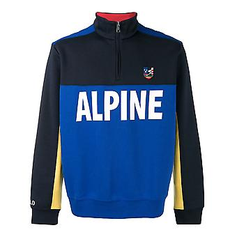 Alpine Zipped Sweatshirt
