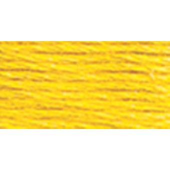 Dmc Tapestry & Embroidery Wool 8.8 Yards Ultra Very Dark Canary Yellow 486 7435