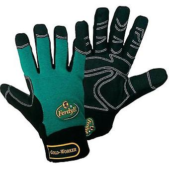 FerdyF. 1990 Glove Mechanics COLD WORKER Clarino Synthetic-Leather Size 8 - 11