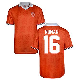 Score Draw Holland World Cup 1994 Home Shirt (Numan 16)