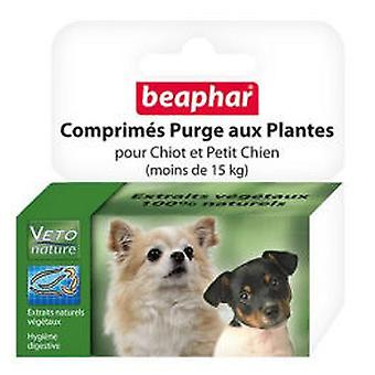 Beaphar Small Dog Natural worming tablets <15 Kg