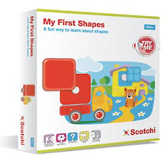 Scotchi My First Shapes - With Velcro (Toys , Preschool , Puzzles And Blocs)