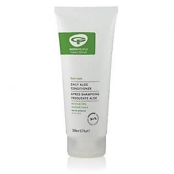 Green People Aloe Vera Conditioner 200 Ml (Damen , Haarpflege , Spülungen & Masken)