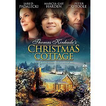Thomas Kinkades hjem for jul film plakat skrives ut (27 x 40)