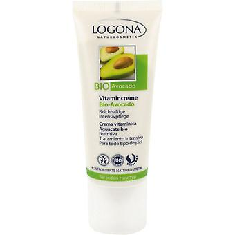 Logona Avocado Vitamin Cream Bio