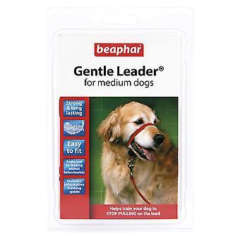 Beaphar Gentle Leader medio rosso