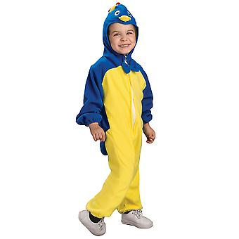 Pablo Nick Jr The Backyardigans Blue Penguin Dress Up Boys Costume
