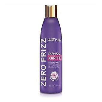 Kativa Zero Frizz Shampoo 250Ml (Hygiene and health , Shower and bath gel , Shampoos)