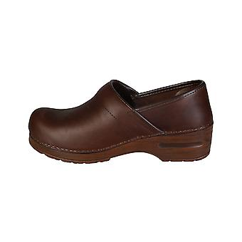 Ana Lublin Clogs Brown
