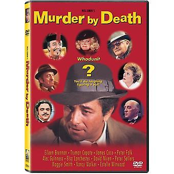 Murder by Death [DVD] USA import