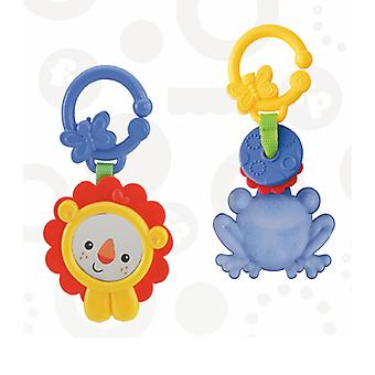 Fisher-Price Rattle Fisher pris Animalitos