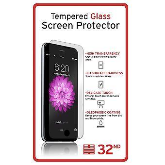 32. zusätzliche gepanzerte gehärtetes Glas für Sony Xperia XZ