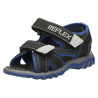 Boys Reflex Velcro Strap Sandal N0014