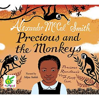 Precious and the Monkeys (Audio CD) by McCall Smith Alexander