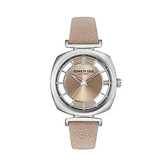 Kenneth Cole New York women's watch wristwatch leather KC15108005