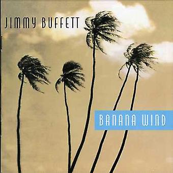 Jimmy Buffett - Banana Wind [CD] USA import