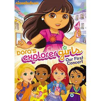 Dora the Explorer: Dora's Explorer Girls - Our [DVD] USA import