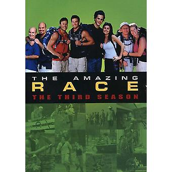 Amazing Race: Sæson 3 [DVD] USA importerer
