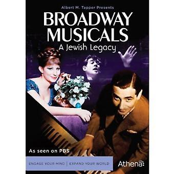 Joel Grey - Broadway Musicals: A Jewish Legacy [DVD] USA import