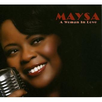 Maysa - Woman in Love [CD] USA import