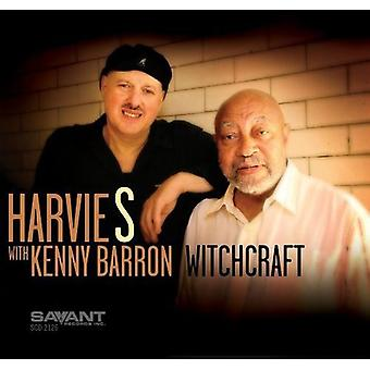 Harvie S med Kenny Barron - trolddom [CD] USA import