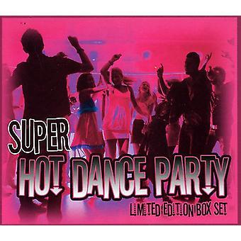 Super Hot Dance Party Box Set - Super Hot Dance Party Box sæt [CD] USA importerer