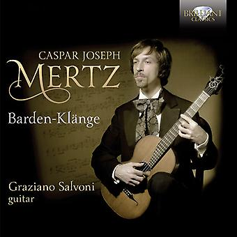 Mertz - Barden-Klange [CD] USA import