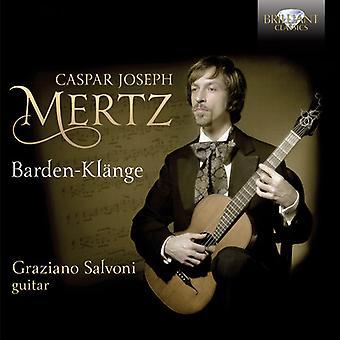 Mertz - Barden-Klange [CD] USA importare