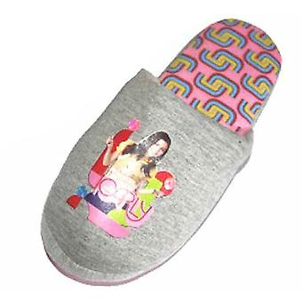 Girls iCarly TV Character Mule Style Slipper