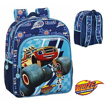 Safta Blaze Mochila Adaptable 27X34X10 (Toys , School Zone , Backpacks)