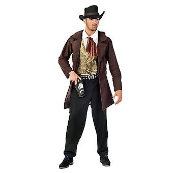 Western boy cowboy Sheriff Cowherd men's costume of Wild West