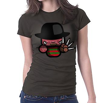Simpler Freddy Krueger Nightmare On Elm Street Women's T-Shirt