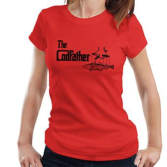 The Codfather Godfather Style Women's T-Shirt