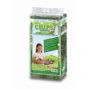 Chipsi Sunshine Chipsi 1kg (Small pets , Hay)