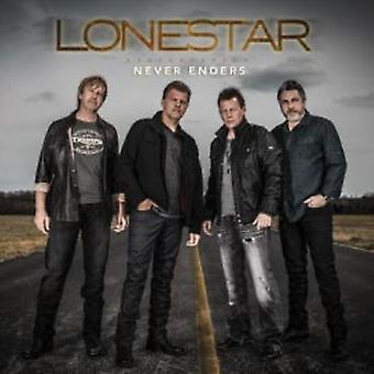 Lonestar - aldrig Enders [CD] USA import
