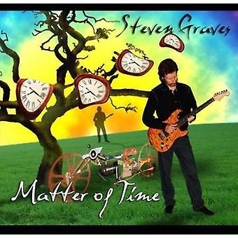 Steven Graves - Matter of Time [CD] USA import
