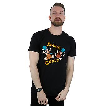 The Flintstones Men's Squad Goals T-Shirt