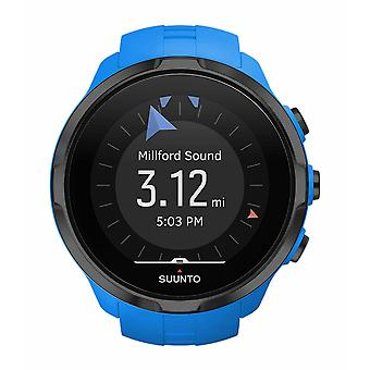 Suunto GPS relógio espartana sports pulso HR Blau