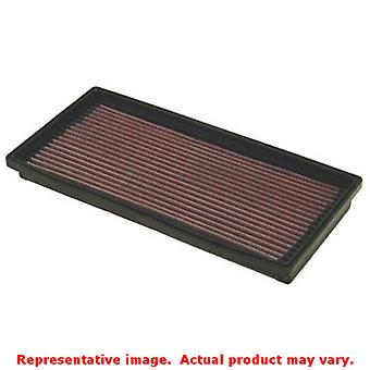 K&N Drop-In High-Flow Air Filter 33-2165 Fits:SAAB 1999 - 1999 9-3 L4 2.3 1999