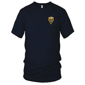 ARVN Rangers BDQ Tham Kich Biet Dong Quan-MACV SOG addestrato - guerra del Vietnam Patch ricamo - Kids T Shirt