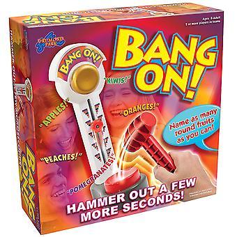 Drumond Park - Bang On! Game