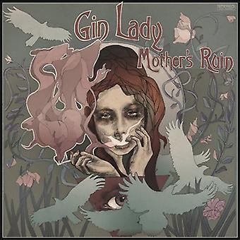 Gin Lady - mors Ruin [CD] USA import