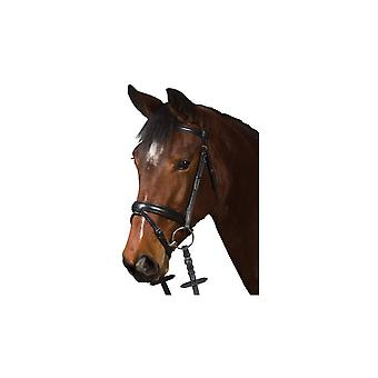 Kincade Padded Headpiece Snaffle Bridle