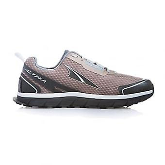Lone Peak 2.0 Womens Zero Drop Trail Running Shoes Mocha