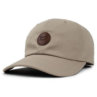 Brixton Wheeler MP Cap - Khaki