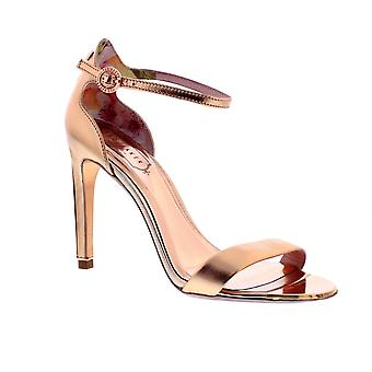 Ted Baker Sharlot - Or Rose cuir Womens talons