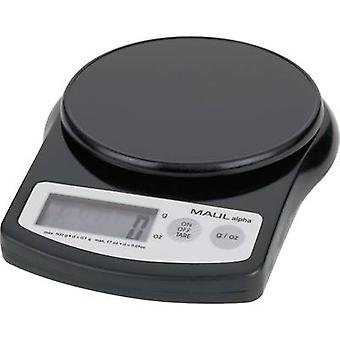 Letter scales Maul MAULalpha 500G Weight range 0.5 kg Readabilit