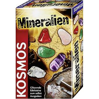 Science kit Kosmos Ausgrabungsset Mineralien 630447 7 years and over