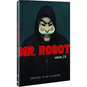 Mr Robot: Season 2 [DVD] USA import