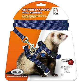 Ica Arnés Huron (Small pets , Leads & Harnesses)